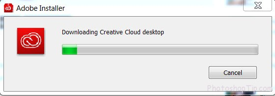 Run the Creative Cloud installer and follow the instructions.