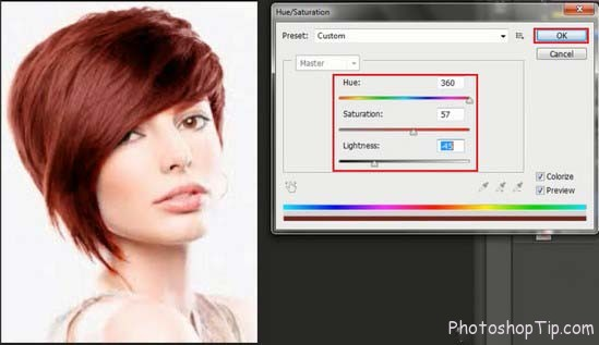 how-to-change-hair-color-photoshop-11