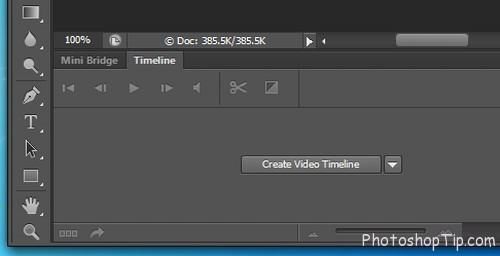 How to Edit Visual Video by Timeline in Photoshop CC