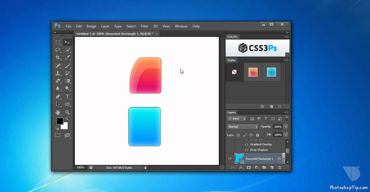 CSS3Ps-plugin-for-photoshop