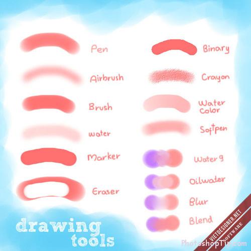 drawing-tool-of-Paintool-SAI-1