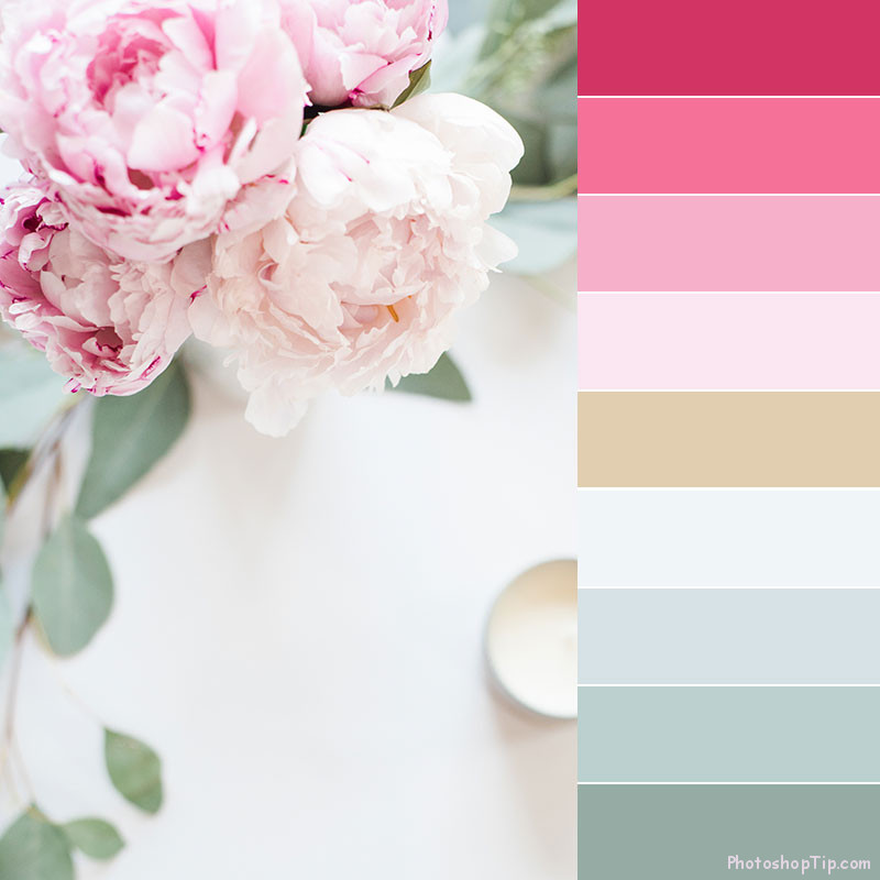 how to create a color palette in photoshop 2