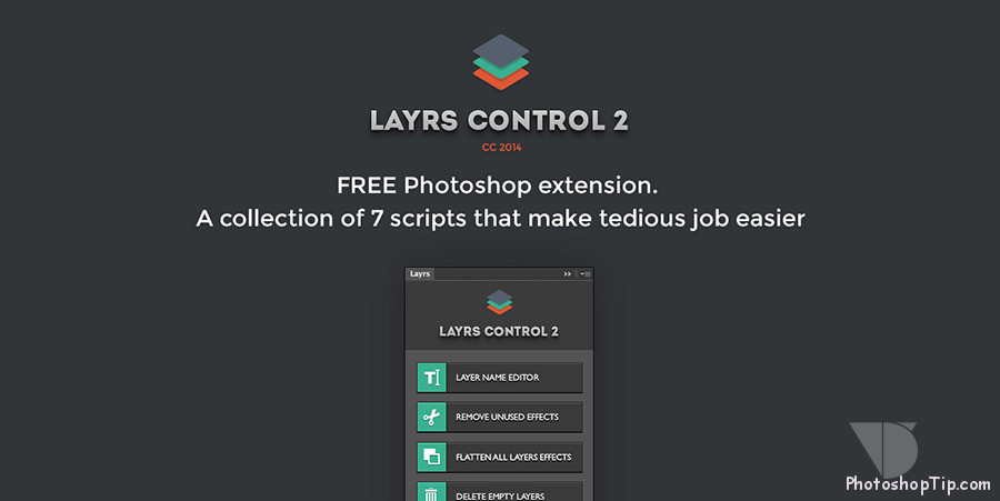 layrs control 2 -plugin-for-photoshop