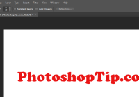 how to make outline text in photoshop