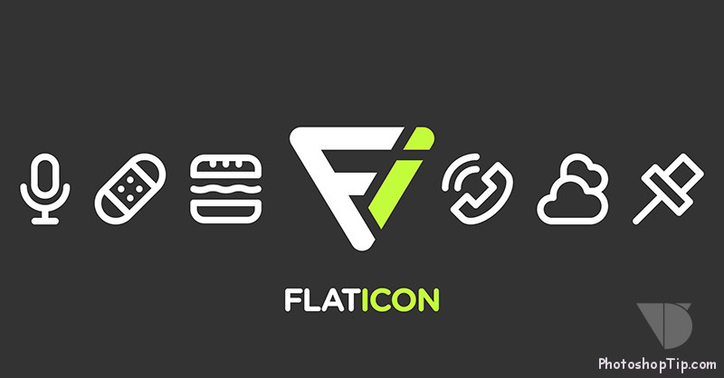 flaticon plugin for photoshop